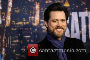 Jim Carrey - SATURDAY NIGHT LIVE 40TH Anniversary Special - Red Carpet Arrivals - Manhattan, New York, United States -...