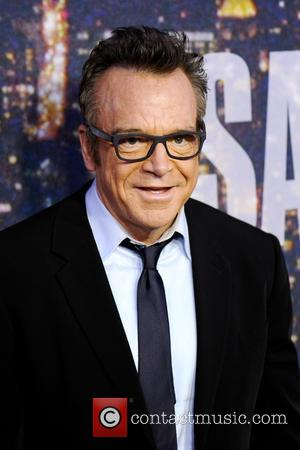 Tom Arnold - SATURDAY NIGHT LIVE 40TH Anniversary Special - Red Carpet Arrivals - Manhattan, New York, United States -...