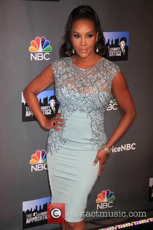 Vivica A. Fox - The Celebrity Apprentice Finale Red Carpet at Trump Tower in New York City at Trump Tower...
