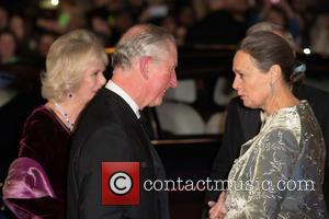 Camilla, The Duchess Of Cornwall, Prince Charles and The Prince Of Wales