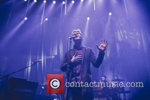 Shots of the Irish rock band, Kodaline as they performed live in concert at The Roundhouse in London, United Kingdom...