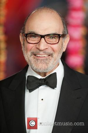 David Suchet - A host of stars were photographed as they attended the UK premiere of 'The Second Best Exotic...