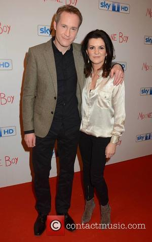 Peter Mcdonald and Deirdre O'kane