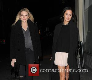 Stephanie Pratt and Lucy Watson - PETA Fur Amnesty Night at Mahiki club - London, United Kingdom - Tuesday 17th...