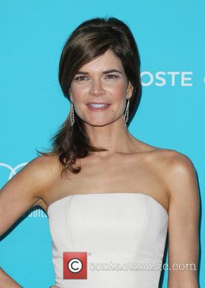 Betsy Brandt - Shots of a variety of stars as they arrived for the 17th Costume Designers Guild Awards which...