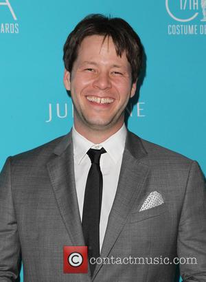 Ike Barinholtz - Shots of a variety of stars as they arrived for the 17th Costume Designers Guild Awards which...
