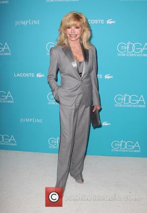 Loni Anderson - Shots of a variety of stars as they arrived for the 17th Costume Designers Guild Awards which...