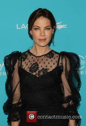 Michelle Monaghan - Shots of a variety of stars as they arrived for the 17th Costume Designers Guild Awards which...