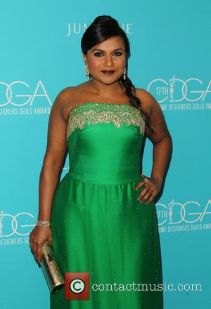 "Mindy Kaling Reveals She ""Loves"" Shooting Sex Scenes"