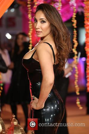 Sofia Hayat - 'The Second Best Exotic Marigold Hotel' Premiere - Arrivals - London, United Kingdom - Tuesday 17th February...