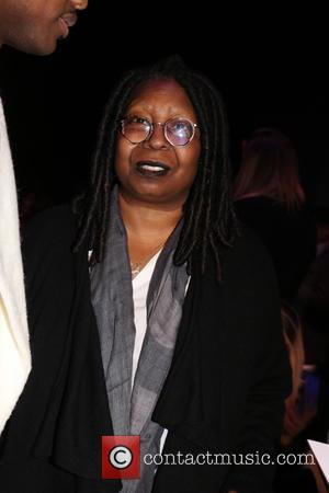 Whoopi Goldberg - Mercedes-Benz New York Fashion Week - Skingraft -Front Row at New York Fashion Week - New York,...