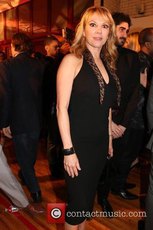 Ramona Singer - Mercedes-Benz New York Fashion Week - Sonja Morgan's New York Brands Launch Event - Bravo Taping at...