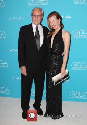 Randal Kleiser and Tanna Frederick - Shots of a variety of stars as they arrived for the 17th Costume Designers...