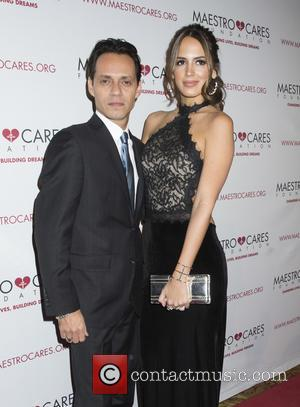 Marc Anthony and Shannon De Lima - 2015 Maestro Cares Foundation Gala at Cipriani Wall Street - New York, New...