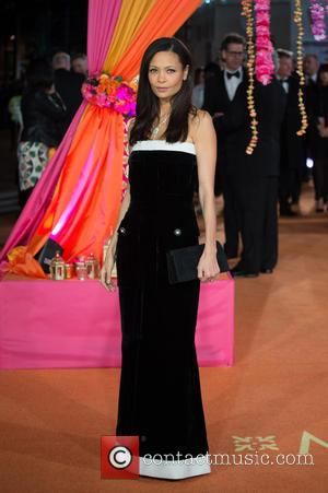 Thandie Newton - A host of stars were photographed as they attended the UK premiere of 'The Second Best Exotic...