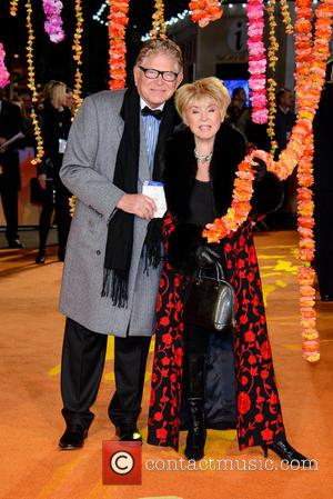 Gloria Hunniford and Stephen Way - A host of stars were photographed as they attended the UK premiere of 'The...