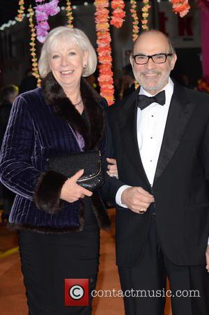 David Suchet and partner? - A host of stars were photographed as they attended the UK premiere of 'The Second...