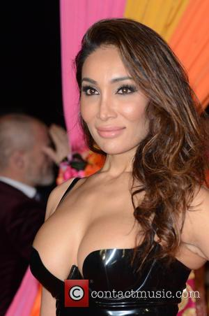 Sofia Hayat - A host of stars were photographed as they attended the UK premiere of 'The Second Best Exotic...
