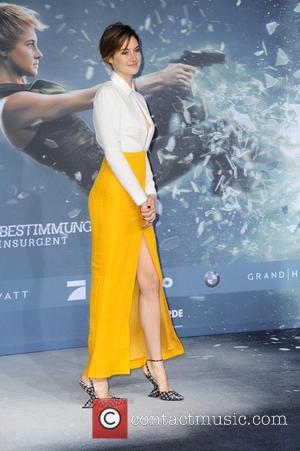 Shailene Woodley - German premiere of 'Die Bestimmung - Insurgent' at Cinestar am Potsdamer Platz square movie theater. at Cinestar...