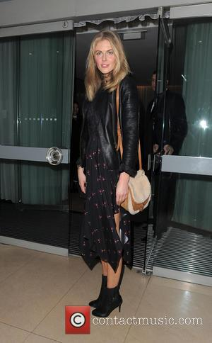 Donna Air - Lei Lou - VIP launch party at Sanderson Hotel - London, United Kingdom - Wednesday 18th February...