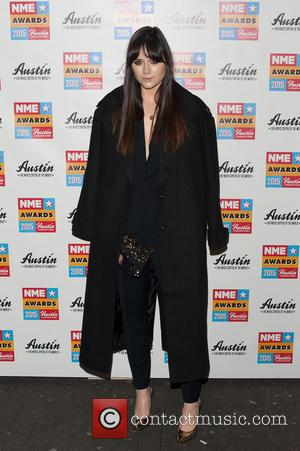 Lilah Parsons - NME Awards held at the Brixton Academy - Arrivals. at Brixton Academy - London, United Kingdom -...