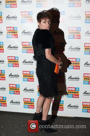 Lisa Stansfield - NME Awards held at the Brixton Academy - Arrivals. at Brixton Academy - London, United Kingdom -...