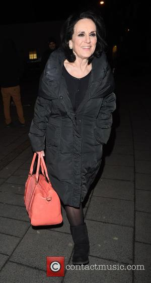 Lesley Joseph - Celebrities leave Hammersmith Apollo after watching Sam Bailey perform at Hammersmith Apollo - London, United Kingdom -...