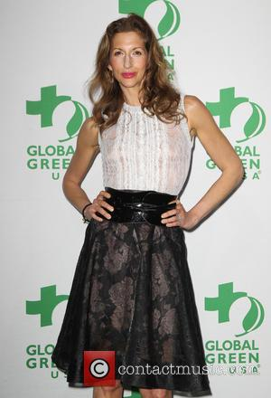 Alysia Reiner - Global Green USA's 12th Annual Pre-Oscar A host of stars were snapped as they attended a party...