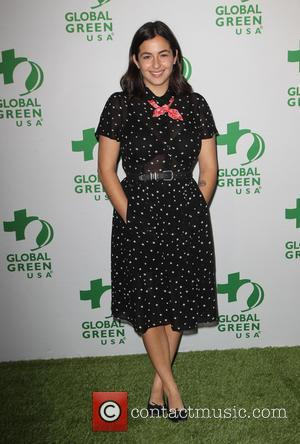Alanna Masterson - Global Green USA's 12th Annual Pre-Oscar A host of stars were snapped as they attended a party...