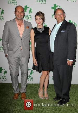 Billy Zane, Sanny Van Heteren and Guest