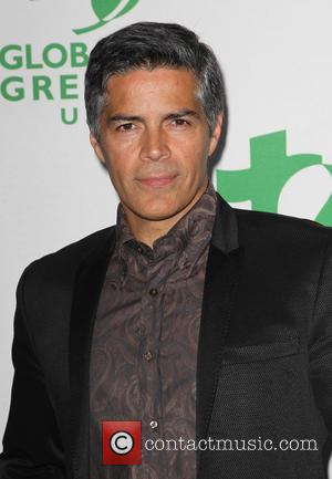 Esai Morales - Global Green USA's 12th Annual Pre-Oscar A host of stars were snapped as they attended a party...