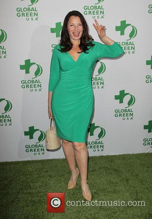 Fran Drescher - Global Green USA's 12th Annual Pre-Oscar A host of stars were snapped as they attended a party...
