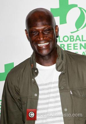 Peter Mensah - Global Green USA's 12th Annual Pre-Oscar A host of stars were snapped as they attended a party...