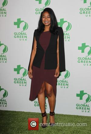 Tatyana Ali - Global Green USA's 12th Annual Pre-Oscar A host of stars were snapped as they attended a party...