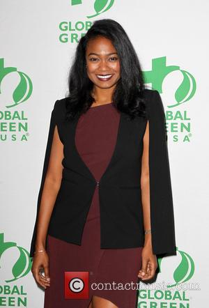 Tatyana Ali Shows Off Baby Bump On Red Carpet