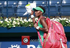 Venus WILLIAMS - Venus WILLIAMS, USA vs Lucie SAFAROVA (CZE)