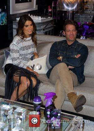 Nikki Reed and Nate Berkus