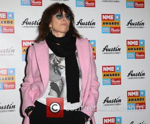 Chrissie Hynde - A variety of stars were photographed as they arrived at the 2015 NME Awards which were held...