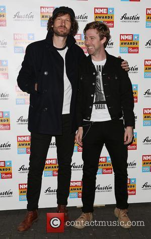 Simon Rix and Ricky Wilson