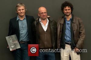 Federico Bossert, Viggo Mortensen and Diego Villar