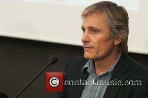 Viggo Mortensen - Viggo Mortensen attends the presentation for the book 'Sons of the Forest' in Barcelona. The book by...