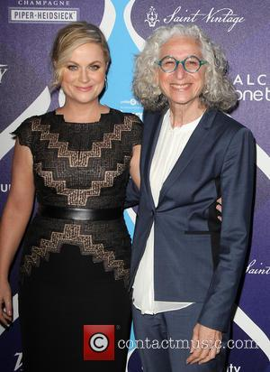 Amy Poehler Honours Parks And Recreation Writer Harris Wittels At Awards Ceremony