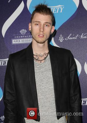Machine Gun Kelly - A host of stars were photographed as they attended the 2nd Annual unite4:humanity event which was...
