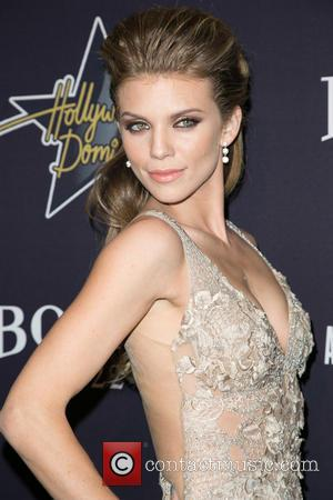 AnnaLynne McCord - Celebrities attend 8th annual Pre-Oscar Hollywood Domino Gala & Tournament at Sunset Tower Hotel. at Sunset Tower...