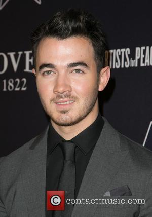 Kevin Jonas - Celebrities attend 8th annual Pre-Oscar Hollywood Domino Gala & Tournament at Sunset Tower Hotel. at Sunset Tower...