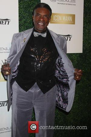 Keith David - A host of stars were snapped as they attended the ICON MANN Power Dinner Party which was...