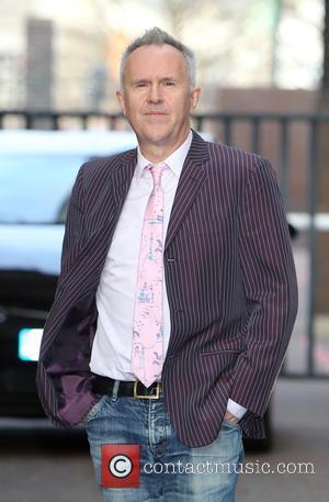 Howard Jones - Howard Jones outside the ITV Studios - London, United Kingdom - Thursday 19th February 2015