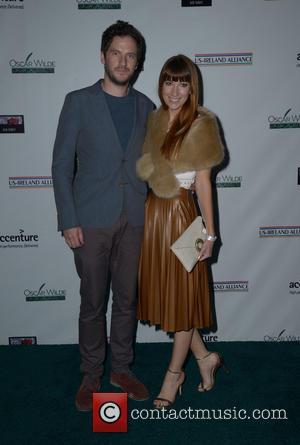 Gary Shore and Ciara Shore - US Ireland Alliance to Honor Stephen Colbert, Carrie Fisher and Irish Artist Colin Davidson...
