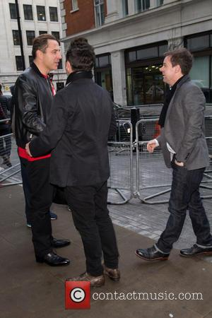 David Walliams, Anthony Mcpartlin, Ant, Declan Donnelly and Dec