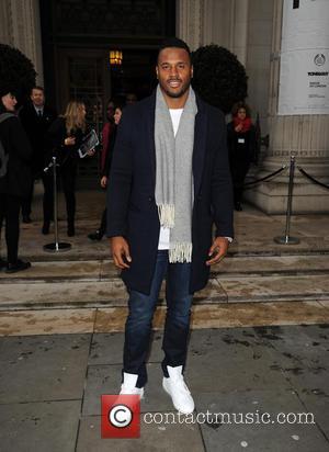 James Anderson - Dallas Cowboys James Anderson attends London Fashion Week at London Fashion Week - London, United Kingdom -...